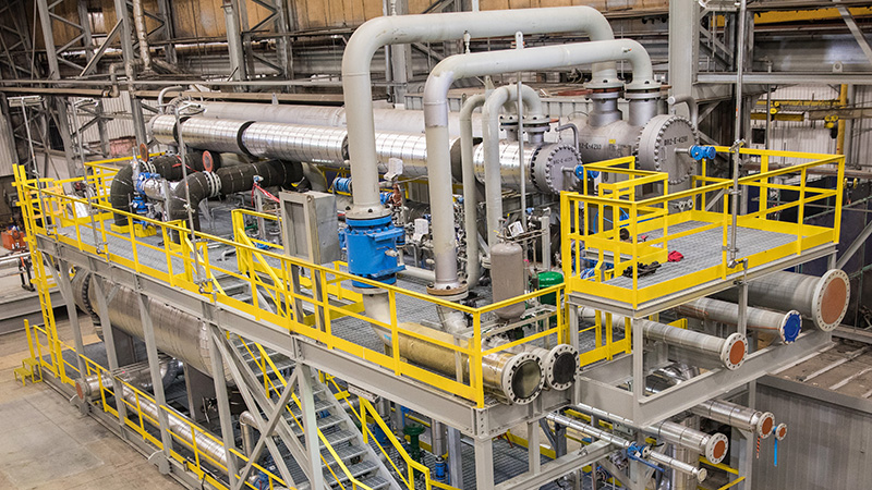 Pembina Duverney 1 Gas Processing Facility (100 MMSCFD Mechanical Refrigeration Unit)